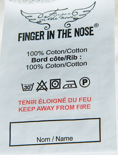 Свитшот Finger in the nose - 0072109780084 - Фото 4