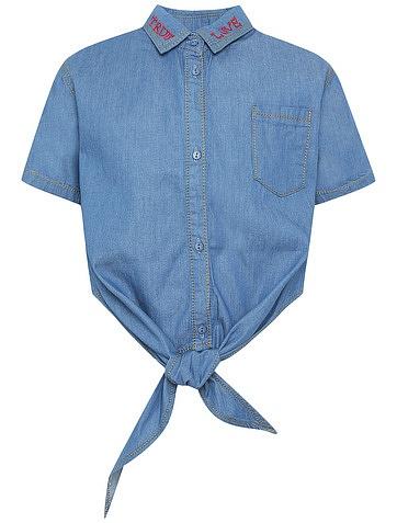 726ec2d48c3 Рубашка SILVIAN HEACH Kids - 1011409870704 – интернет-магазин Даниэль