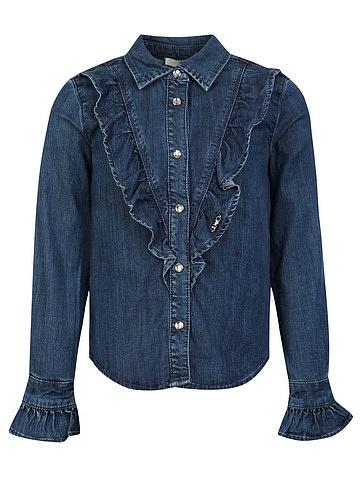 d8eaa502e58 Рубашки для девочек размер одежды 16 лет купить в интернет-магазине ...