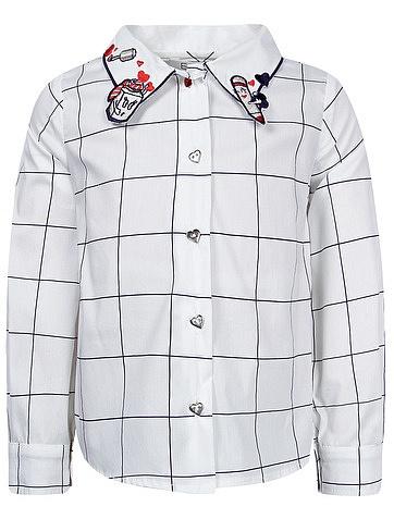 20b8b87c108 Рубашки для девочек-малышей - купить в интернет-магазине Даниэль - в ...